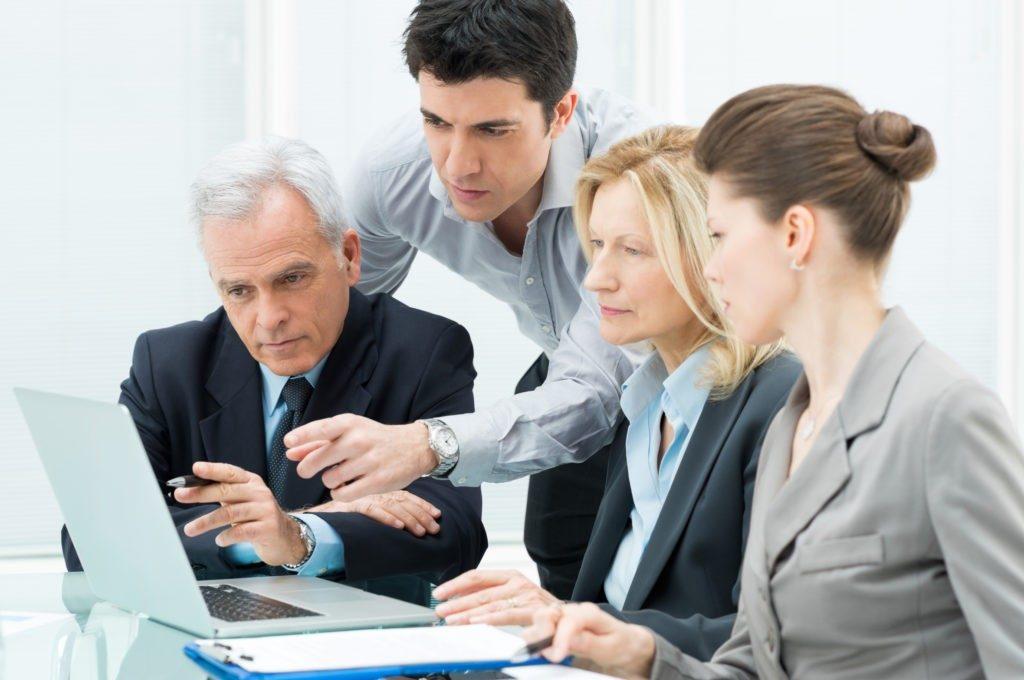 gestionnaire unité commercial