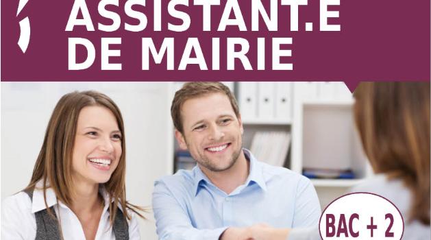 Assistant.e de Mairie